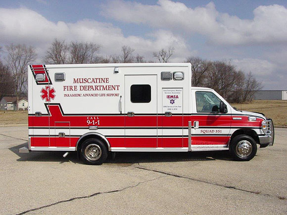 Muscatine Fire Department