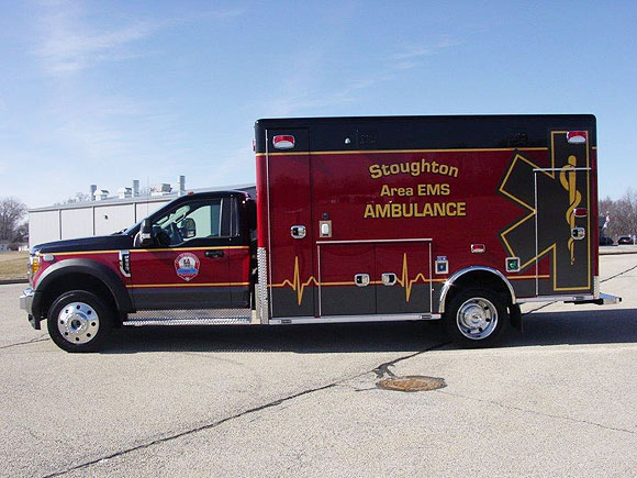 Stoughton Area EMS Ambulance