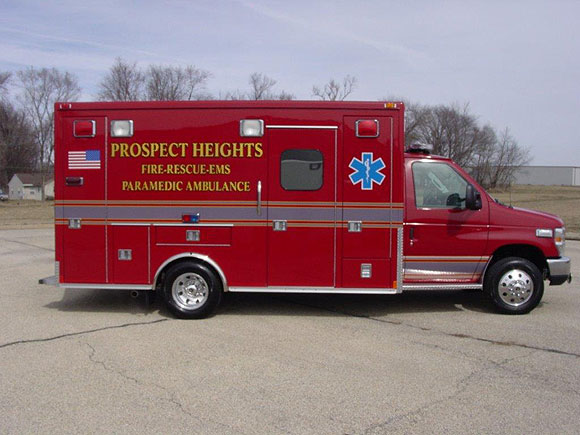 Prospect Heights Fire-Rescue-EMS