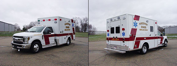 Northwest Homer Ambulance District