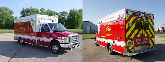 South Shore Fire Department