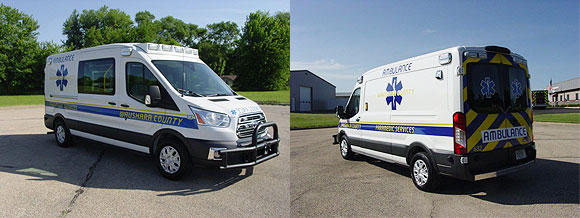 Waushara County Ambulance / Paramedic Services
