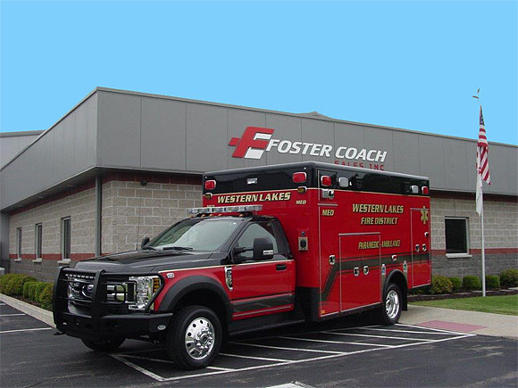 Western Lakes Fire District