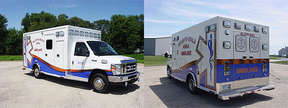 Gillespie-Benld Area Ambulance