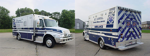 Mt. Carrol Emergency Medical Services