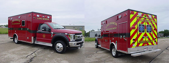 Lake Geneva Fire Department