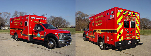 Pleasant Prarie Fire / Rescue / Paramedic