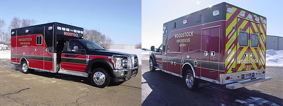 Woodstock Fire / Rescue District