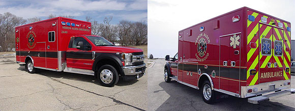 Herbron-Alden-Greenwood Fire Rescue