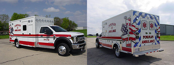 Forman Ambulance