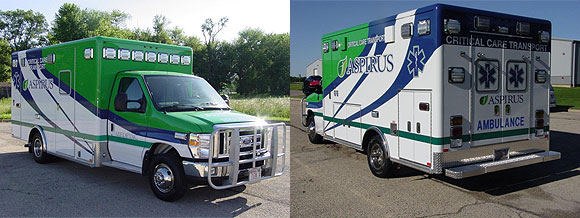 Aspirus Medical Care Transport
