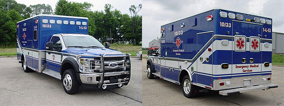 10/33 Emergency Medical Services