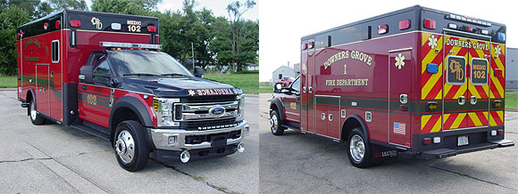 Downers Grove Fire Department