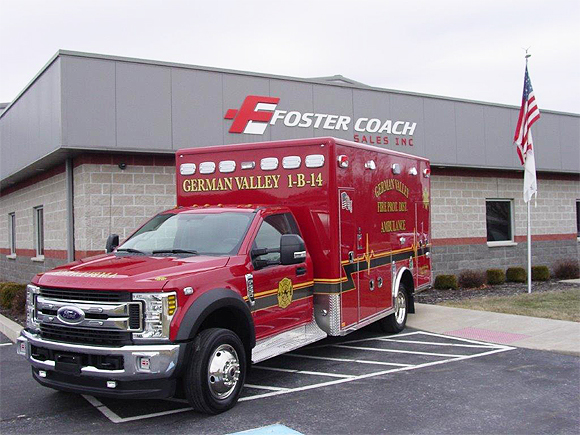 German Valley Fire Protection District