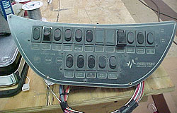 Used Front Switch Panel