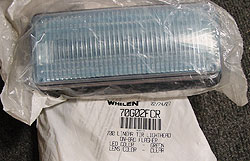Wheelen Linear-Tip Light Head Green Led (Old Stock)
