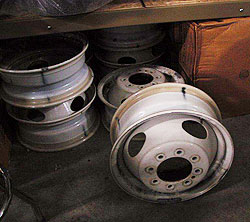 16 inch Ford OEM Rims