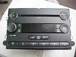 Ford OEM Radio/CD Player