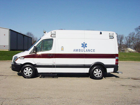 2010 F650 with a Medtec Conversion