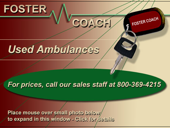 Used Ambulances